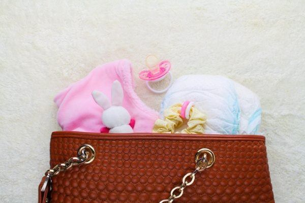 Bolso del bebe conejo