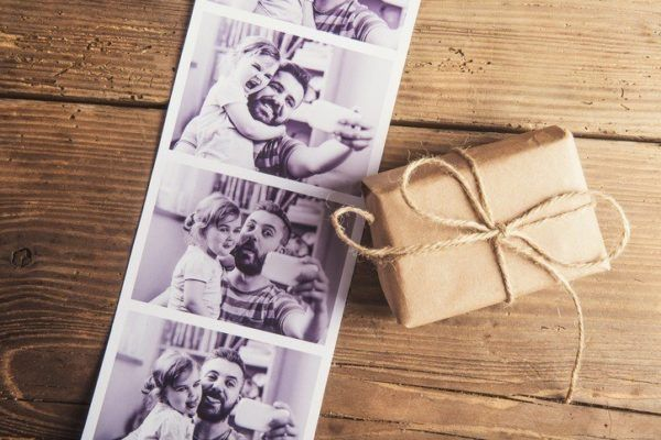 Regalos manualidades para el dia del padre con fotos