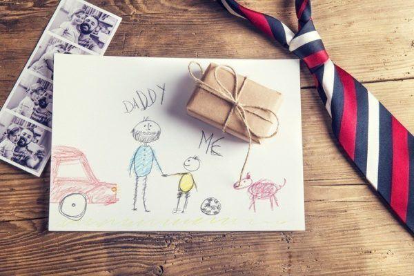 Regalos manualidades para el dia del padre dibujos