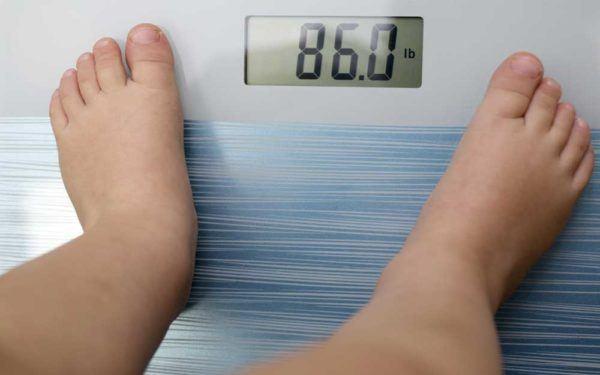 Obesidad infantil peligros