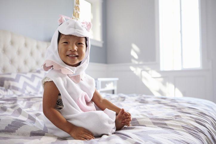 Como hacer un disfraz casero de unicornio para nina