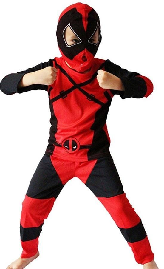 Cómo Disfrazarse De Deadpool Disfraces Para Niños En Carnaval 2021 Embarazo10 Com