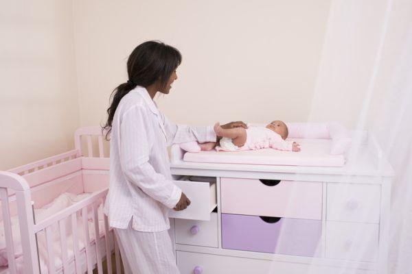 como-decorar-la-habitacion-del-bebe-cambiador-istock