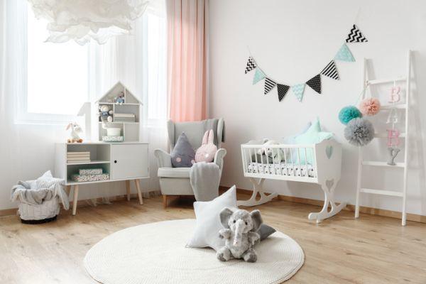 como-decorar-la-habitacion-del-bebe-estilo-istock