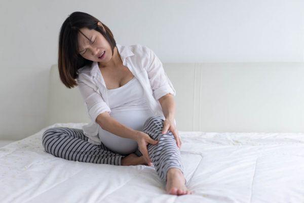 Causas de los calambres en las piernas