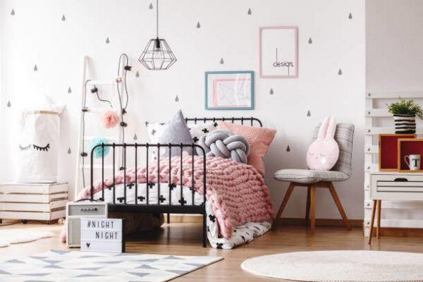 Como elegir camas ninos