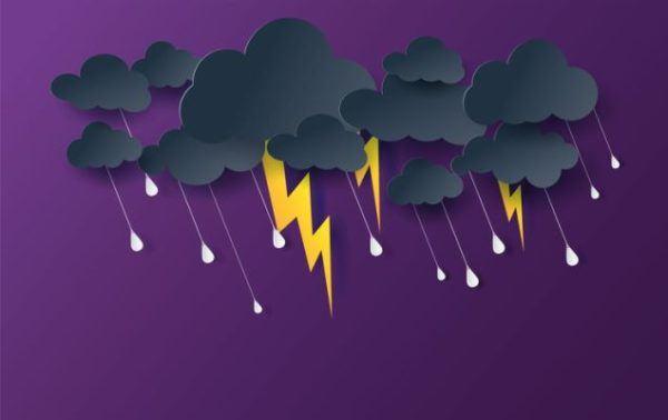 manualidades-para-el-dia-del-agua-tormenta-istock