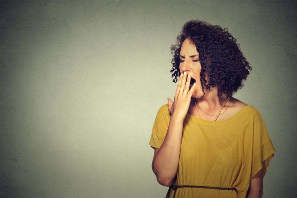 Principales síntomas de la apnea obstrutiva del sueño