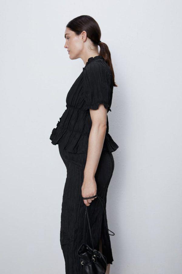 Ropa De Zara Premama Invierno 2021 Embarazo10 Com