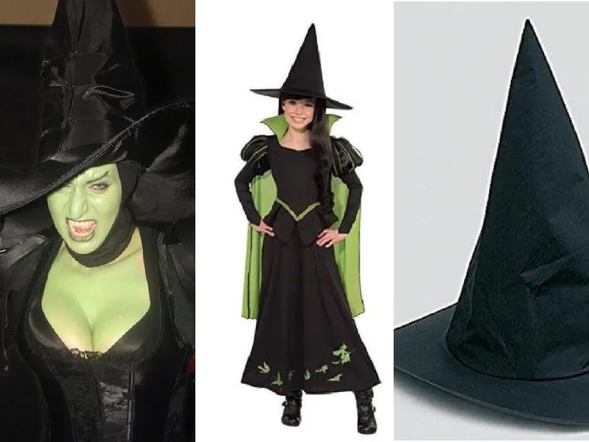 Cómo Disfrazarse Y Maquillarse Como La Bruja Del Oeste Del Mago De Oz Para Niñas Paso A Paso Embarazo10 Com