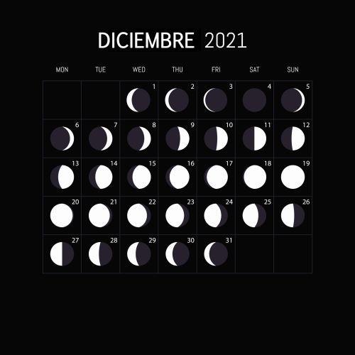El Calendario Lunar 2021 Fases De La Luna Para Concebir Y Dar A Luz Embarazo10 Com