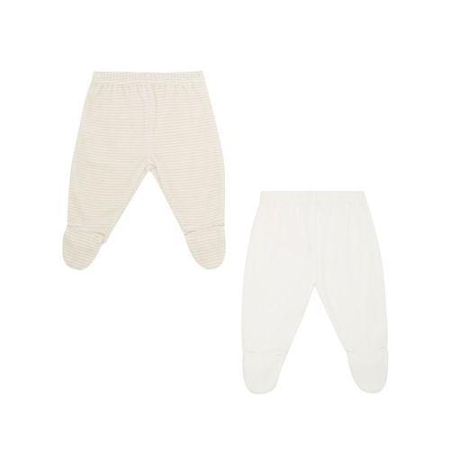 Pantalones con pie bebé Primark