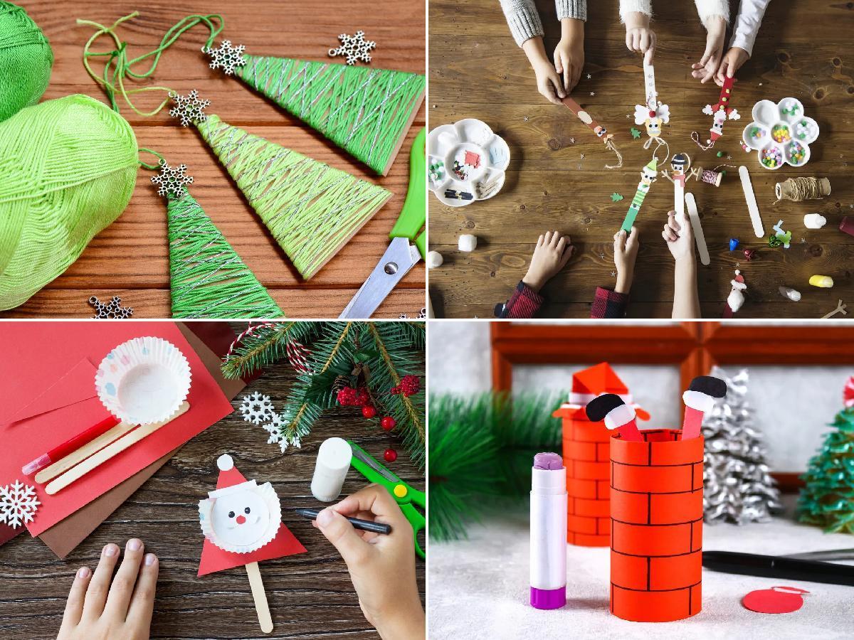 Manualidades para Navidad 2020 para niños