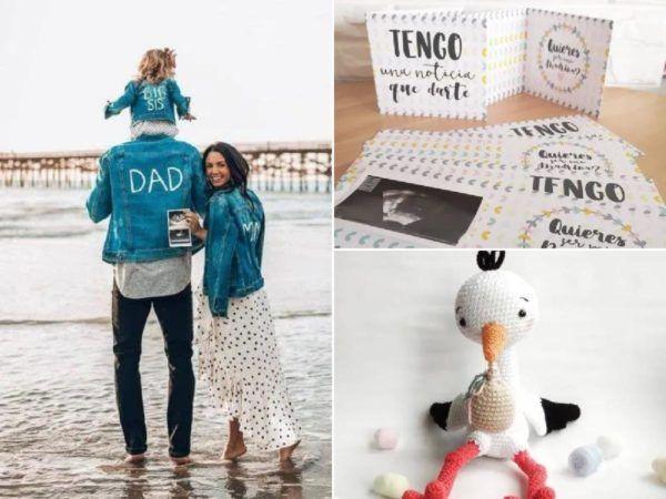 Ideas originales para anunciar que estás embarazada
