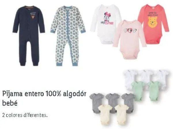 Catálogo Lidl bebé primavera verano