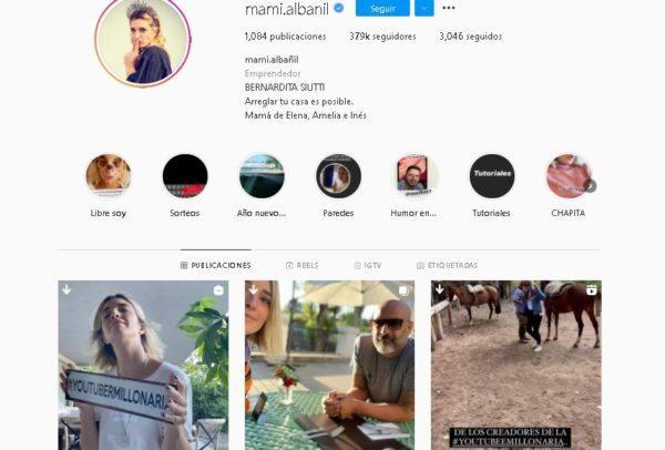 Cuentas de Instagram para embarazadas