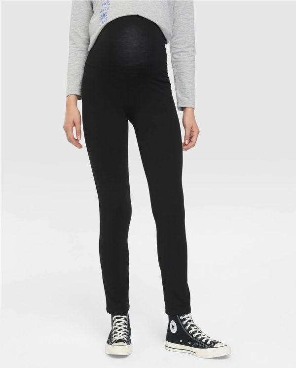 Catalogo EL CORTE INGLES otoño invierno 2021 2022 pantalon legging negro