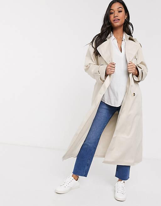 Abrigos premama donde comprar asos abrigo blanco