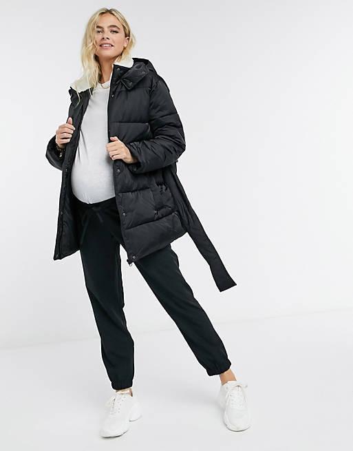 Abrigos premama donde comprar asos abrigo largo