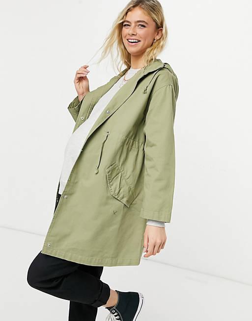 Abrigos premama donde comprar asos abrigo verde