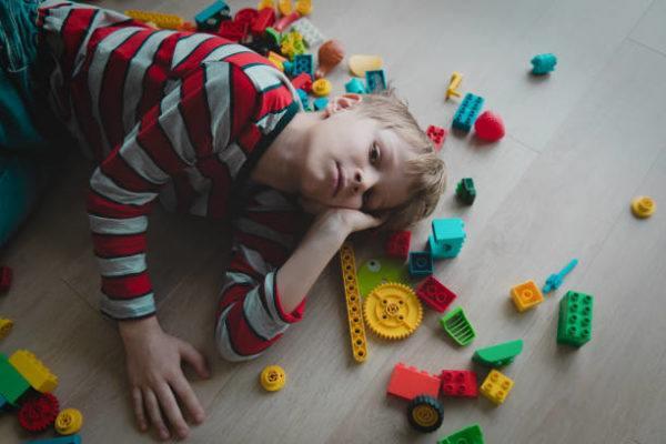 Actividades en casa para ninos tea lego