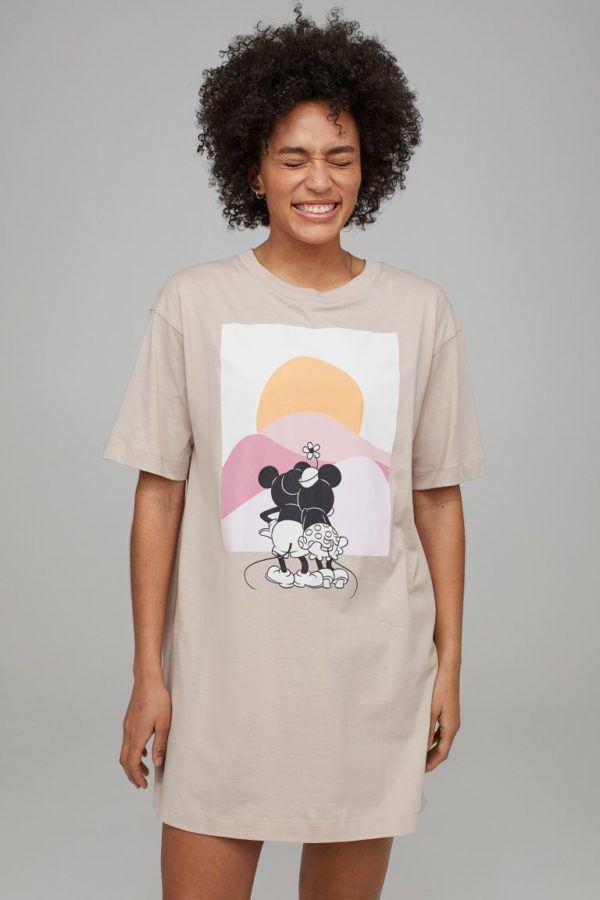 Camisones premama donde comprar H&M camison camiseta