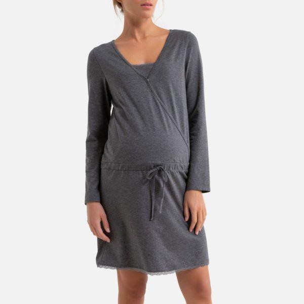 Camisones premama donde comprar La redoute Camisón de embarazo y lactancia