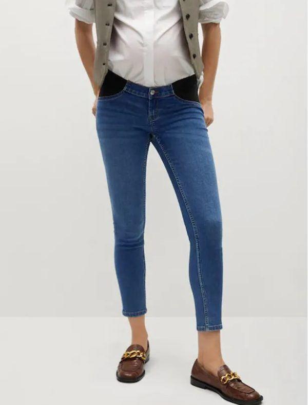 Catalogo mango premama jeans estaticos s