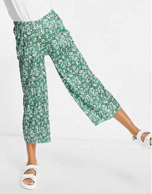 Pantalones cortos donde comprar ASOS pantalon estampado floral