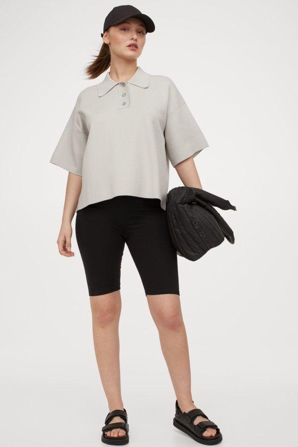 Pantalones cortos donde comprar H&M pantalon mallas