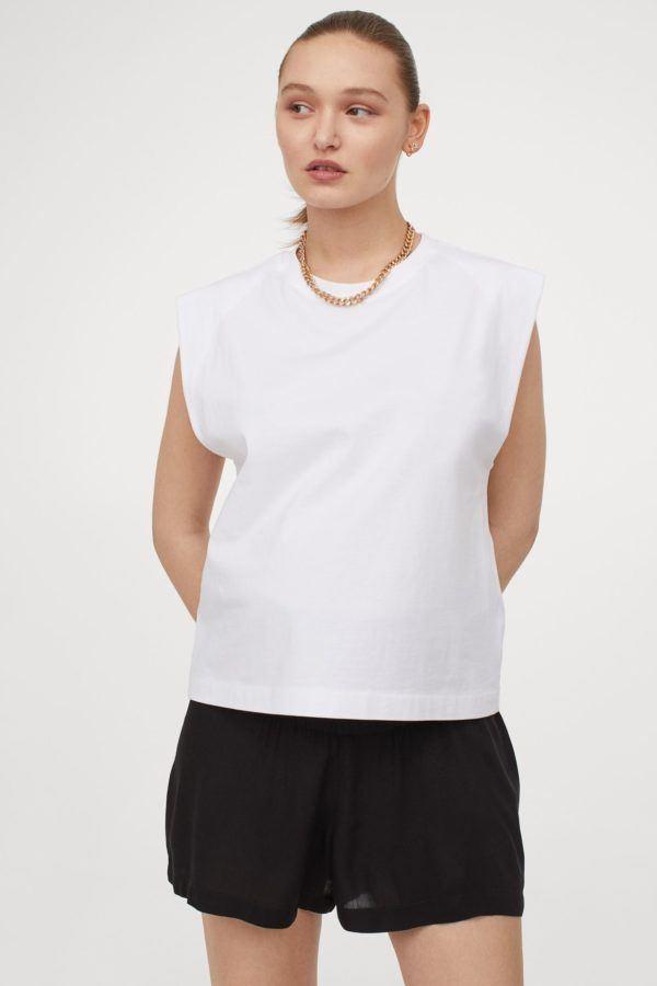 Pantalones cortos donde comprar H&M pantalon negro