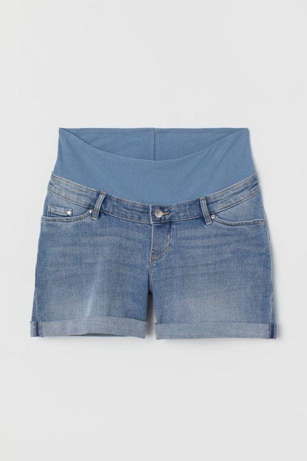 Pantalones cortos donde comprar H&M pantalon tejano