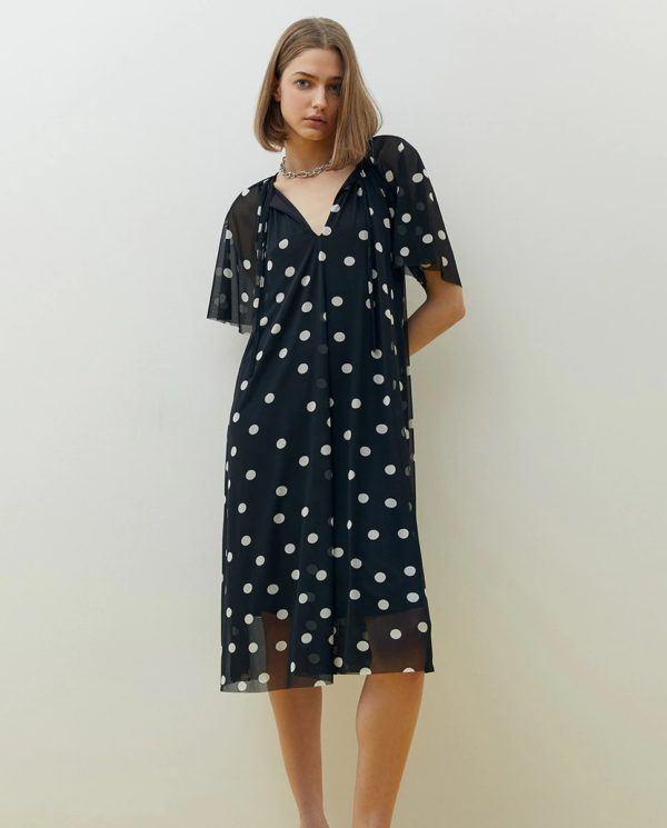 Vestidos premama donde comprar ELCORTE INGLES vestido lunares