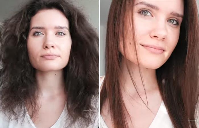 Blowout brasileño– Antes y después