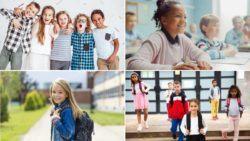 10 Outfits para el colegio Otoño Invierno 2021
