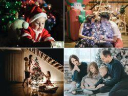 Cómo hacer fotos de familia en Navidad con niños: ideas originales portada