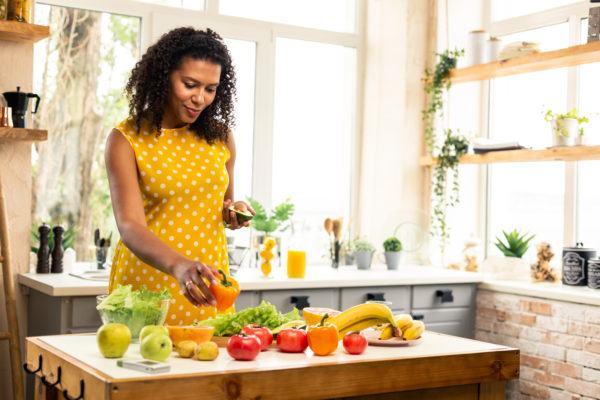 Evitar enfermedades transmitidas por alimentos embarazo  3