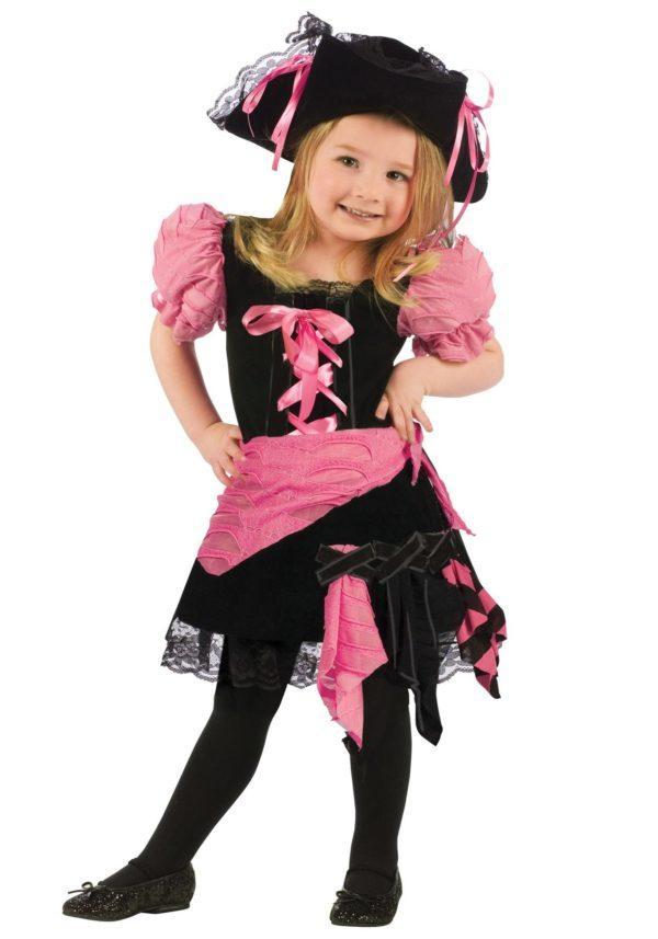 Disfraces para niñas para Hallowen 2015-pirata