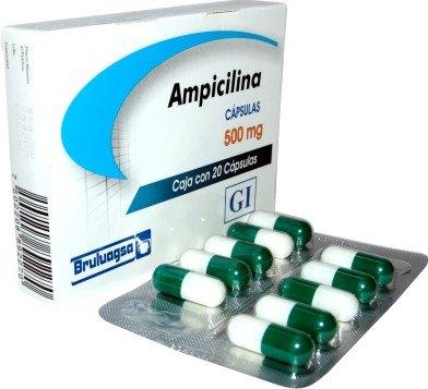ampicilina-embarazo-envase