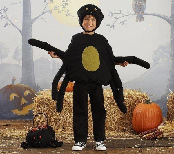 disfraces-niños-halloween-2015-araña