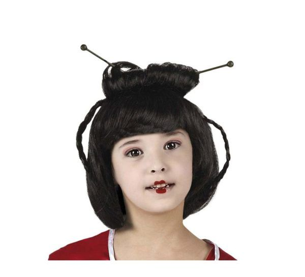 disfraces-para-ninas-carnaval-2016-maquillaje-de-geisha