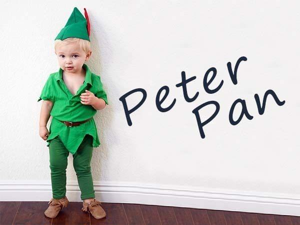 disfraz-peter-pan