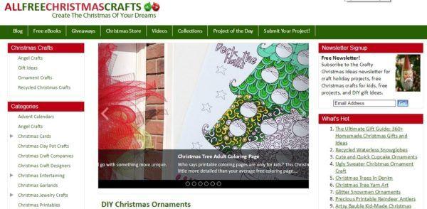 hacer-manualidades-de-navidad-online