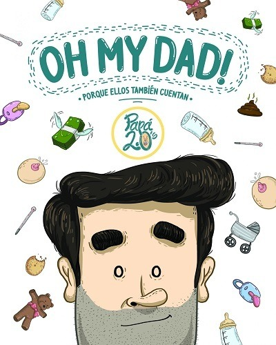 Libros paternidad oh my dad