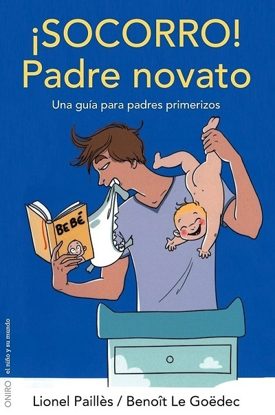 Libros paternidad socorro padre novato