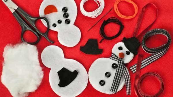 manualidades-de-navidad-para-ninos-en-fieltro-materiales