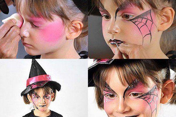 maquillaje-halloween-ninos-2014-paso-a-paso-bruja