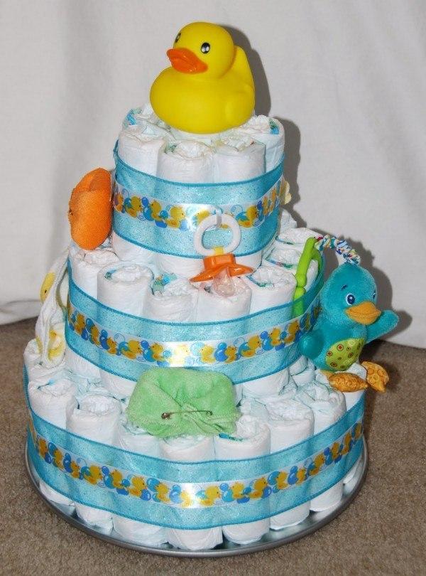 tartas-de-panales-la-nueva-tendencia-en-regalos-para-embarazadas-tarta-sencilla