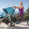 5 ejercicios que puede hacer una madre con su cochecito o carrito de bebé