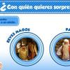 Navidades Sorprendentes 2014| carta a los Reyes, vídeo o felicitación